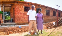 Mr and Mrs Banda
