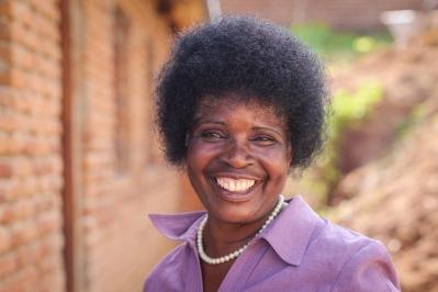 Mrs. Banda - REEF Commercialization Grant winner
