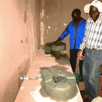 Cooking points installed at Tithandizane Orphan Care Centre