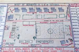 Mambala School Layout