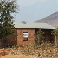 Solar Home System at a Teacher's house
