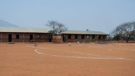 Mambala Primary 7 and 8 School Blocks