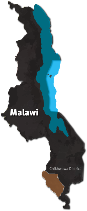 SOGERV In Malawi Strathclyde Energy For Development - Malawi map png