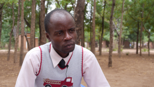 Entrepreneur Francis Story in Mandrade